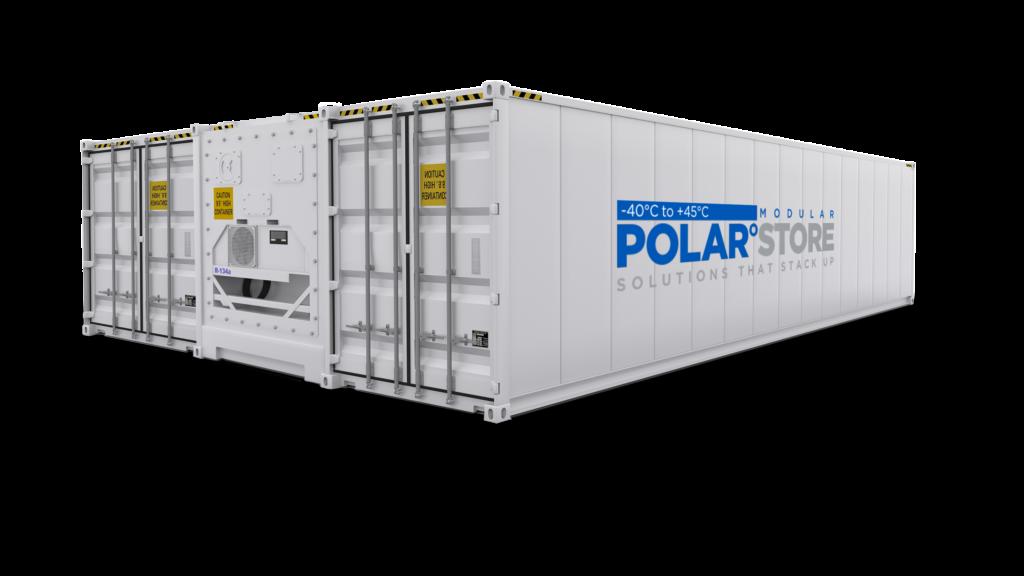 POLAR°STORE™ Modular Container