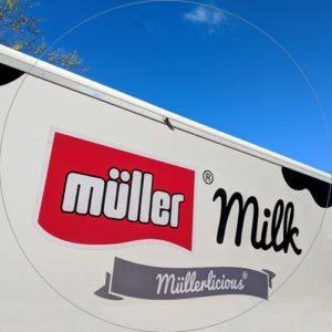 Müller testimonial image